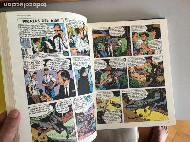 Cómics: HALCONES DE ACERO COLECCION COMPLETA EN 2 TOMOS BURULAN (COIB101) - Foto 4 - 212807066