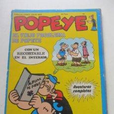 Comics : POPEYE Nº 44. BURU LAN EDICIONES OSD03. Lote 213387546