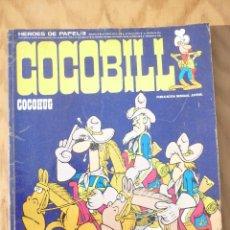 Cómics: COCOBILL - COCOHUG -HEROES DE PAPEL 3 BURU LAN. Lote 213436071