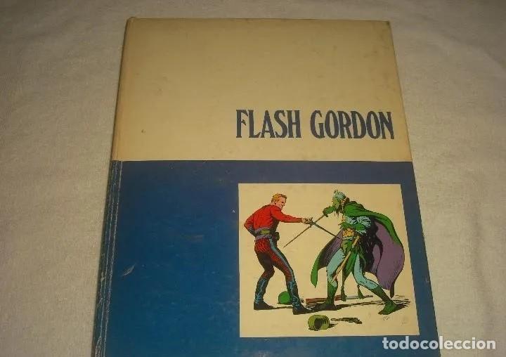 FLASH GORDON , TOMO 2 , BURU LAN 1971 (Tebeos y Comics - Buru-Lan - Flash Gordon)