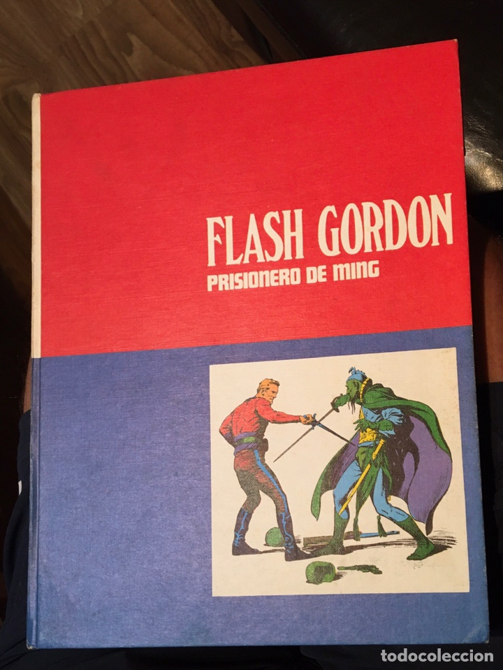 Cómics: FLASH GORDON - 11 TOMOS - COMPLETA - BURULAN BURU LAN - Foto 4 - 213912166