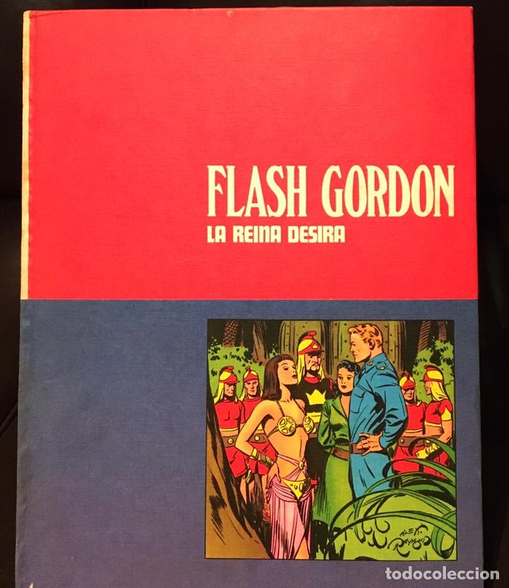 Cómics: FLASH GORDON - 11 TOMOS - COMPLETA - BURULAN BURU LAN - Foto 5 - 213912166