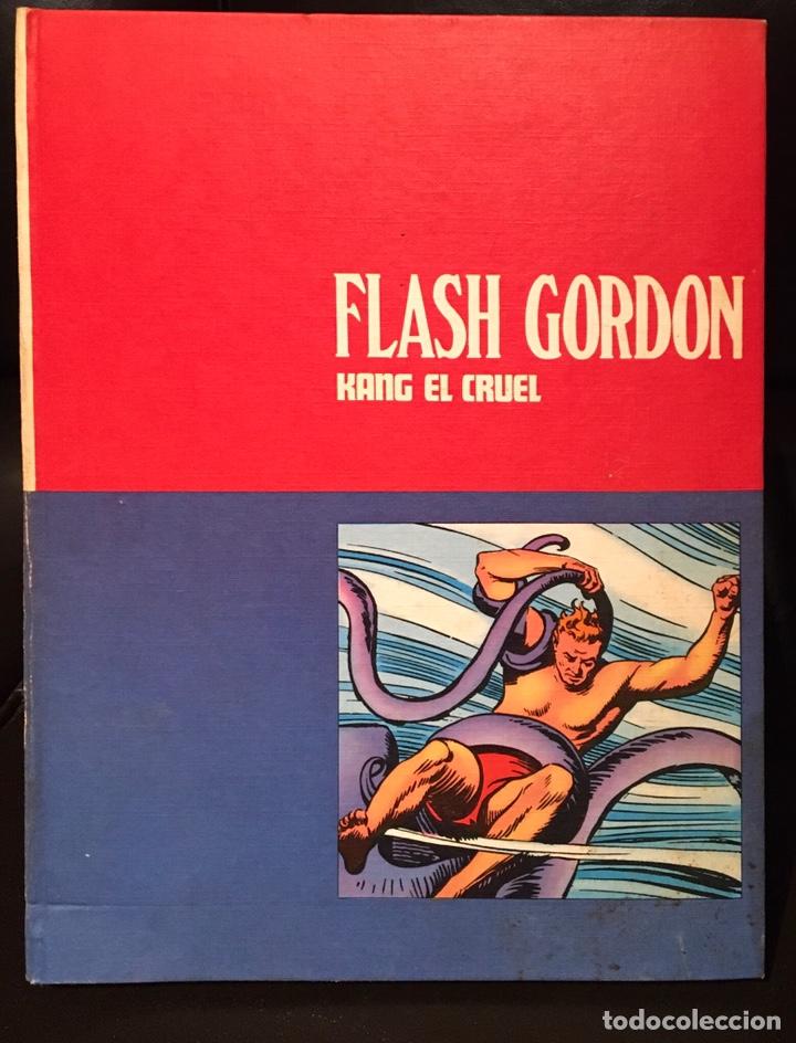 Cómics: FLASH GORDON - 11 TOMOS - COMPLETA - BURULAN BURU LAN - Foto 6 - 213912166