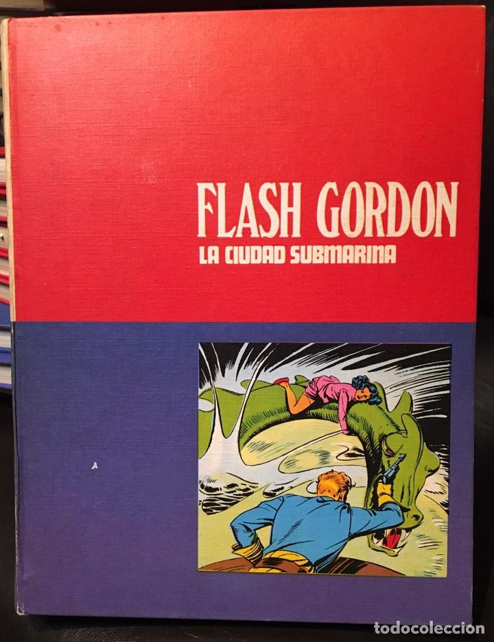 Cómics: FLASH GORDON - 11 TOMOS - COMPLETA - BURULAN BURU LAN - Foto 7 - 213912166
