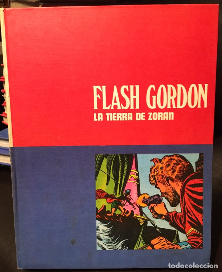 Cómics: FLASH GORDON - 11 TOMOS - COMPLETA - BURULAN BURU LAN - Foto 8 - 213912166