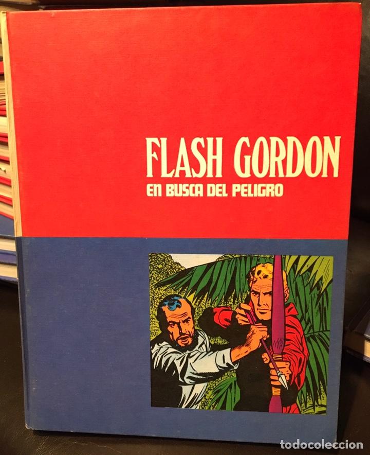 Cómics: FLASH GORDON - 11 TOMOS - COMPLETA - BURULAN BURU LAN - Foto 9 - 213912166
