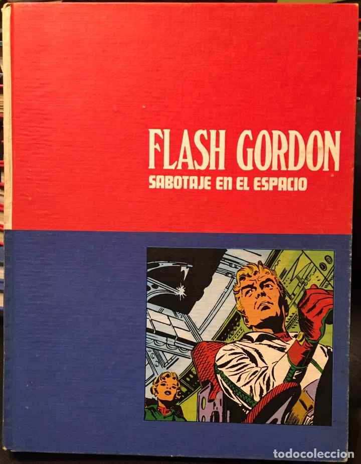 Cómics: FLASH GORDON - 11 TOMOS - COMPLETA - BURULAN BURU LAN - Foto 11 - 213912166