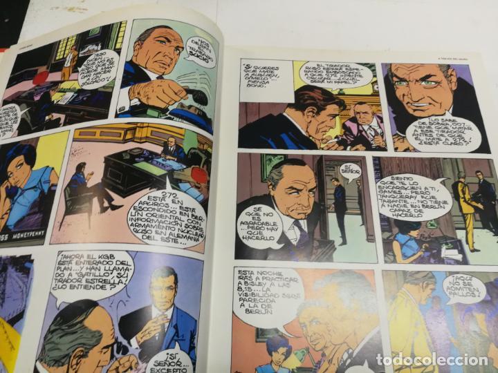 Cómics: JAMES BOND ED. BURULAN 1974 TOMO 1 TAPA DURA - Foto 6 - 214018135