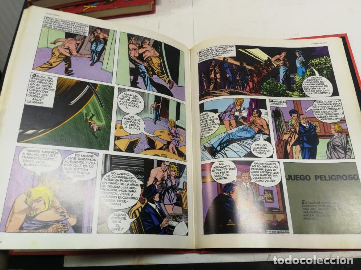 Cómics: JAMES BOND ED. BURULAN 1974 TOMO 1 TAPA DURA - Foto 7 - 214018135