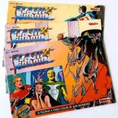 Cómics: FLASH GORDON - EDICIÓN HISTÓRICA. NÚMEROS DEL 1 AL 18.. Lote 214422963