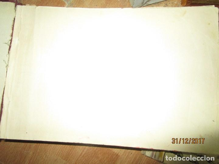Cómics: TOMO TEBEOS 6 ALBUM VI-VII-VIII -IX-X-XI-XII ORIGINAL FLASH GORDON ALBUM DE ORO EDITORIAL DOLAR - Foto 2 - 215359735