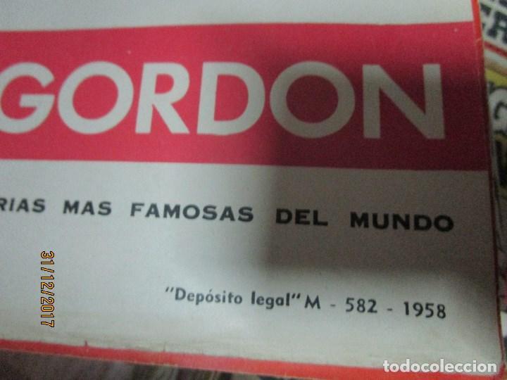 Cómics: TOMO tebeios ALBUM VII VIII IX X XI -XII ORIGINALES FLASH GORDON ALBUM DE ORO EDITORIAL DOLAR - Foto 3 - 215359735