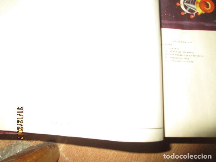 Cómics: TOMO TEBEOS 6 ALBUM VI-VII-VIII -IX-X-XI-XII ORIGINAL FLASH GORDON ALBUM DE ORO EDITORIAL DOLAR - Foto 13 - 215359735