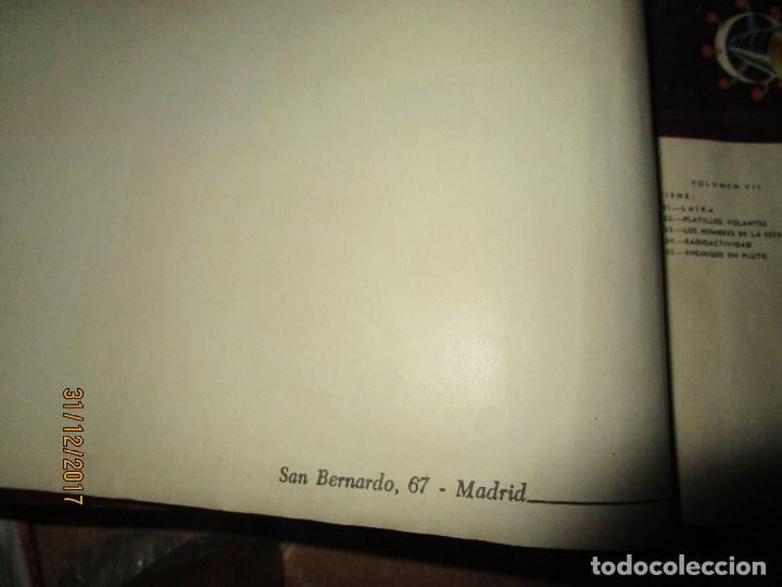 Cómics: TOMO tebeios ALBUM VII VIII IX X XI -XII ORIGINALES FLASH GORDON ALBUM DE ORO EDITORIAL DOLAR - Foto 8 - 215359735