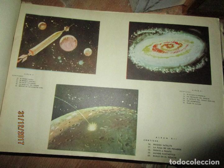 Cómics: TOMO tebeios ALBUM VII VIII IX X XI -XII ORIGINALES FLASH GORDON ALBUM DE ORO EDITORIAL DOLAR - Foto 9 - 215359735