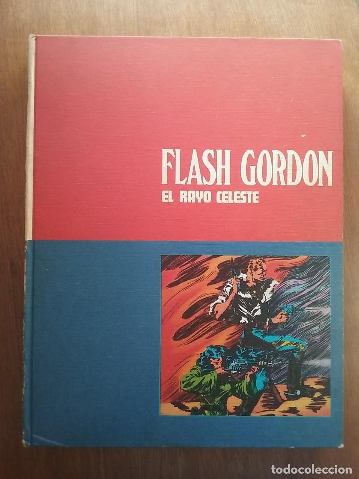 Cómics: FLASH GORDON, TOMOS 1 2 3, HEROES DEL COMIC, BURU LAN EDICIONES, 1972 - Foto 5 - 215535260