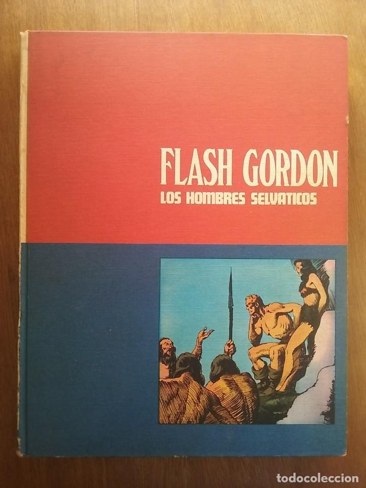 Cómics: FLASH GORDON, TOMOS 1 2 3, HEROES DEL COMIC, BURU LAN EDICIONES, 1972 - Foto 6 - 215535260