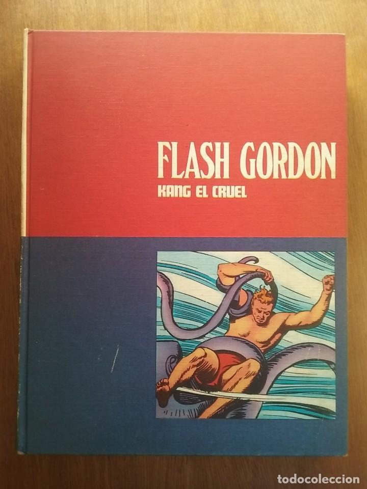 Cómics: FLASH GORDON, TOMOS 1 2 3, HEROES DEL COMIC, BURU LAN EDICIONES, 1972 - Foto 7 - 215535260
