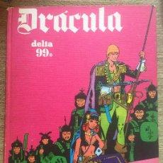 Cómics: DRACULA , TOMO 4 - DELTA 99 / BURULAN - ENCUADERNADO. Lote 215610236