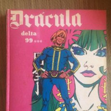 Cómics: DRACULA , TOMO 6 - DELTA 99 / BURULAN - ENCUADERNADO. Lote 215610401