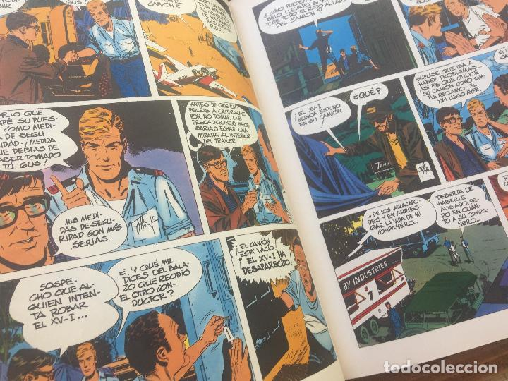 Cómics: HALCONES DE ACERO , TOMO 1 - BURULAN - ENCUADERNADO - Foto 3 - 215611717
