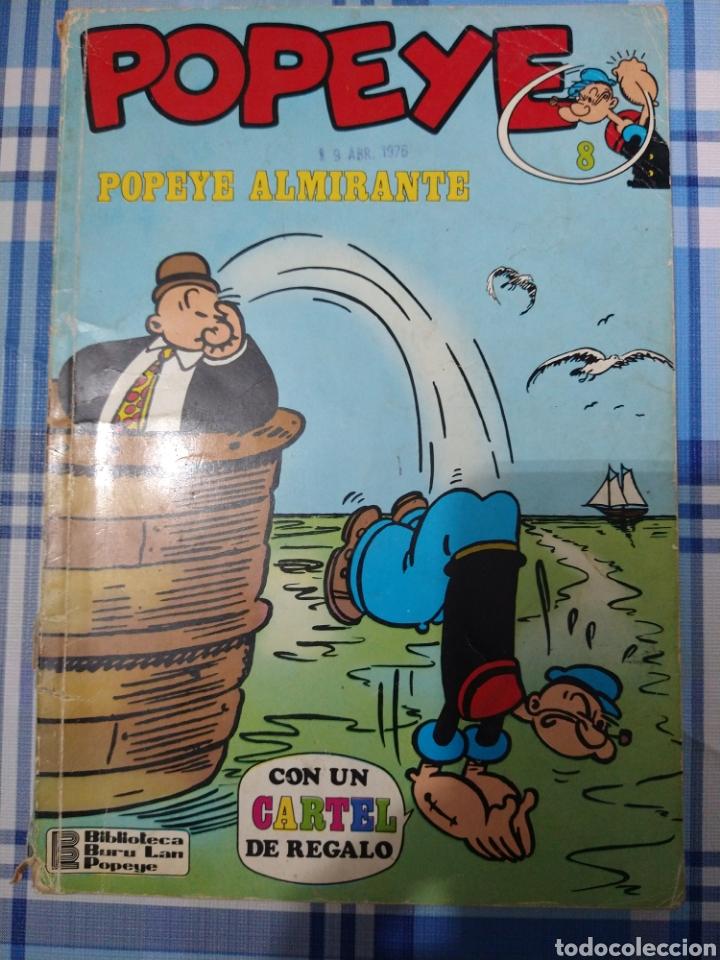POPEYE (Tebeos y Comics - Buru-Lan - Popeye)