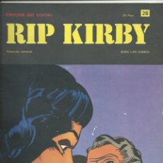 Cómics: RIP KIRBY BURU LAN Nº 26. Lote 215739755
