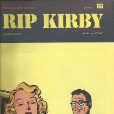 Cómics: RIP KIRBY BURU LAN Nº 27. Lote 215739845