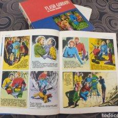 Cómics: FLASH GORDON. TOMOS 1,2,3,4 Y 5. 1971-73. BURU LAN.. Lote 216021091
