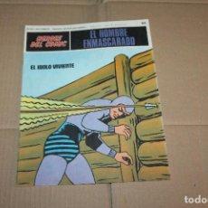 Fumetti: HEROES DEL COMIC, EL HOMBRE ENMASCARADO Nº 64, EDITORIAL BURULAN. Lote 216478610