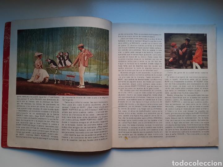 Cómics: MARY POPPINS - GIGANTES DISNEY, Nº 3 - 1ª EDICIÓN, 1973 - EDIT BURU LAN - WALT DISNEY PRODUCTIONS - Foto 4 - 216485213