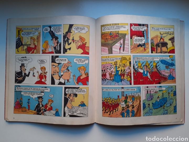 Cómics: MARY POPPINS - GIGANTES DISNEY, Nº 3 - 1ª EDICIÓN, 1973 - EDIT BURU LAN - WALT DISNEY PRODUCTIONS - Foto 7 - 216485213