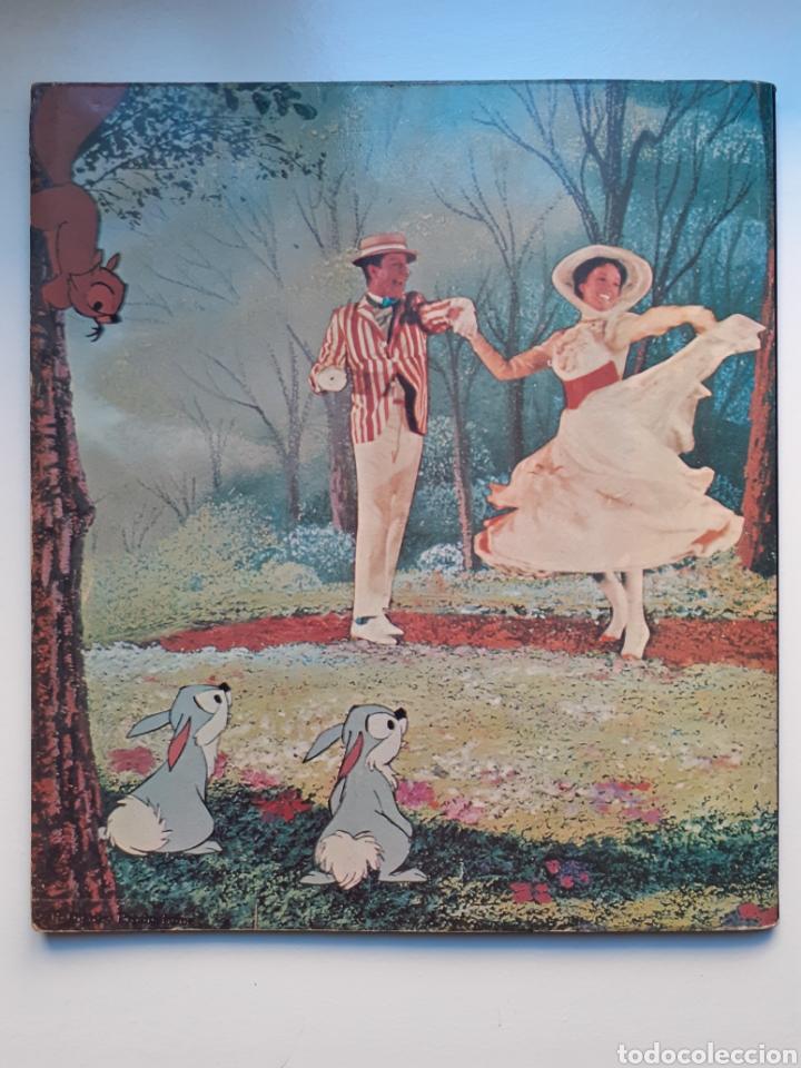 Cómics: MARY POPPINS - GIGANTES DISNEY, Nº 3 - 1ª EDICIÓN, 1973 - EDIT BURU LAN - WALT DISNEY PRODUCTIONS - Foto 8 - 216485213