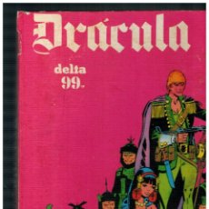 Fumetti: DRÁCULA -DELTA 99- TOMO 4 BURU LAN. Lote 216497550