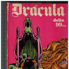 Fumetti: DRÁCULA -DELTA 99- TOMO 5 BURU LAN. Lote 216498251