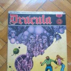 Cómics: DRÁCULA Nº 8 - EL PLANETA DE LOS ESPÍRITUS. Lote 216758226