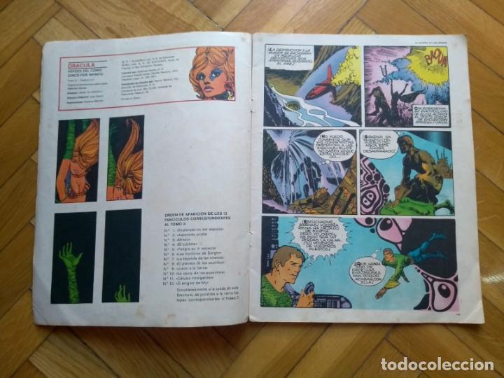 Cómics: Drácula nº 8 - El Planeta de los Espíritus - Foto 3 - 216758226