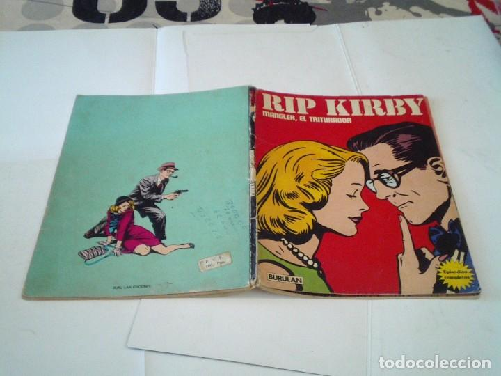 Cómics: RIP KIRBY - BURU LAN - COLECCION COMPLETA - 12 TOMOS - GORBAUD - Foto 9 - 216838058