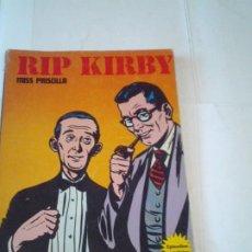 Cómics: RIP KIRBY - BURU LAN - EPISODIOS COMPLETOS - MISS PRISCILLA - BUEN ESTADO - GORBAUD. Lote 216840076