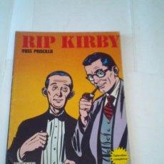 Cómics: RIP KIRBY - BURU LAN - EPISODIOS COMPLETOS - MISS PRISCILLA - MUY BUEN ESTADO - GORBAUD. Lote 216840142