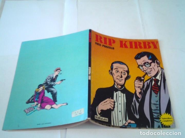Cómics: RIP KIRBY - BURU LAN - EPISODIOS COMPLETOS - MISS PRISCILLA - MUY BUEN ESTADO - GORBAUD - Foto 5 - 216840142