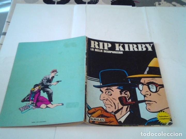 Cómics: RIP KIRBY - BURU LAN - EPISODIOS COMPLETOS - LA BELLA DESAPARECIDA - BUEN ESTADO - GORBAUD - Foto 5 - 216840380