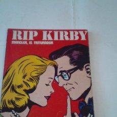 Cómics: RIP KIRBY - BURU LAN - EPISODIOS COMPLETOS - MANGLER, EL TRITURADOR - BUEN ESTADO - GORBAUD. Lote 216840480