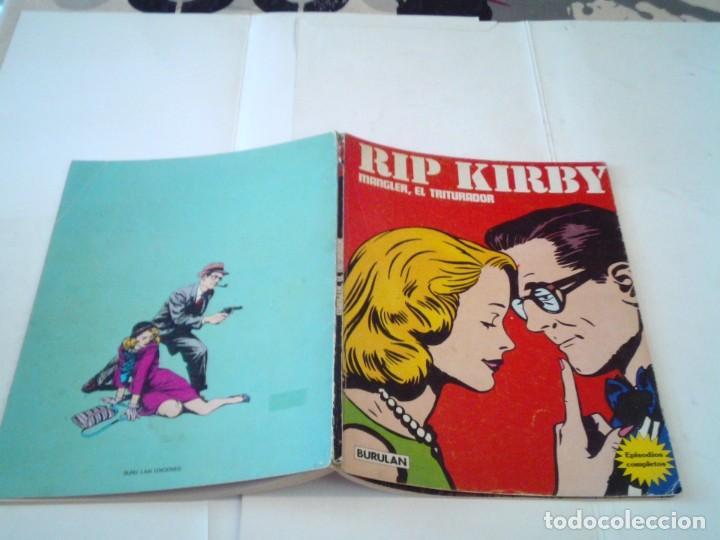 Cómics: RIP KIRBY - BURU LAN - EPISODIOS COMPLETOS - MANGLER, EL TRITURADOR - BUEN ESTADO - GORBAUD - Foto 5 - 216840480