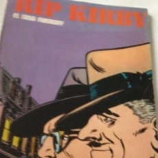 Cómics: RIP KIRBY- RETAPADO- EL CASO FARADAY Y LA FORMULA ROBADA. Lote 216959267