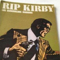 Cómics: RIP KIRBY- RETAPADO- LAS ESMERALDAS ROBADAS Y DESMOND SE ENAMORA. Lote 216959426