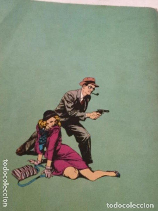 Cómics: Rip kirby- retapado- las esmeraldas robadas y desmond se enamora - Foto 2 - 216959426
