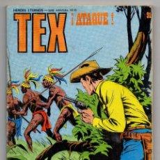 Cómics: TEX Nº 91 (BURU LAN 1974). Lote 217088567