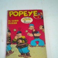Cómics: POPEYE - NUMERO 9- EL GANSO MARINO - EDICIONES BURU LAN - - CJ 118. Lote 217421653