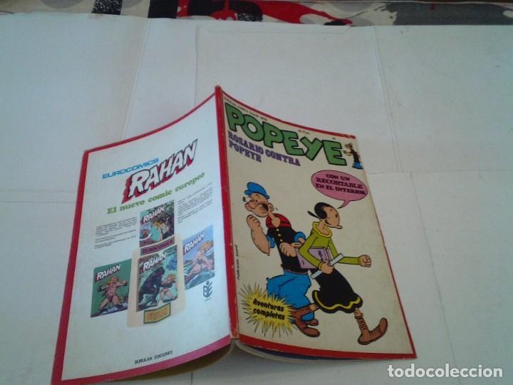 Cómics: POPEYE - NUMERO 45 - ROSARIO CONTRA POPEYE - EDICIONES BURU LAN - CJ 118 - Foto 5 - 217421731